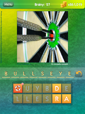 What's the Pic Brainy Level 27 Solution