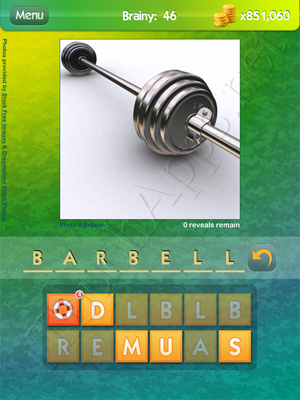 What's the Pic Brainy Level 46 Solution