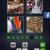 4 Pics 1 Word Answers: Level 3106