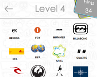 Logos Quiz Game Answers: Level 4 Part 2 – For iPod, iPhone, iPad