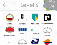 Logos Quiz Game Answers: Level 6 Part 1 – For iPod, iPhone, iPad
