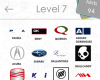 Logos Quiz Game Answers: Level 7 Part 2 – For iPod, iPhone, iPad