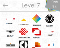 Logos Quiz Game Answers: Level 7 Part 3 – For iPod, iPhone, iPad