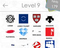 Logos Quiz Game Answers: Level 9 Part 2 – For iPod, iPhone, iPad