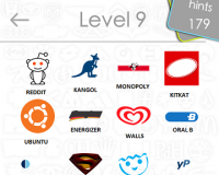 Logos Quiz Game Answers: Level 9 Part 3 – For iPod, iPhone, iPad