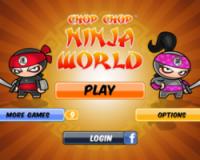 Chop Chop Ninja World Review