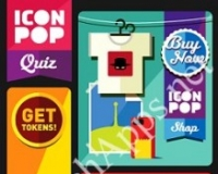 Icon Pop Quiz Game Answers / Solutions