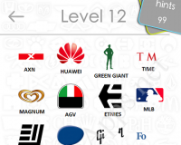 Logos Quiz Game Answers: Level 12 Part 4 – For iPod, iPhone, iPad