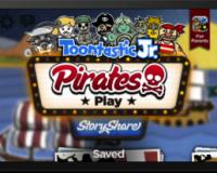 Toontastic Jr. Pirates Review