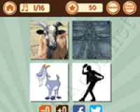 4 Pics 1 Song Answers / Cheats – Complete