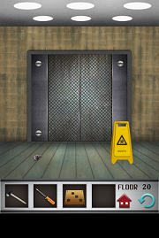 100 Floors - Floor 20