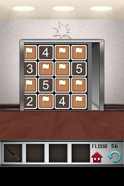 100 Floors - Floor 56