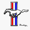 Logos Quiz Answers MUSTANG Logo