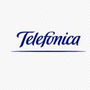 Logos Quiz Answers  TELEFONICA Logo