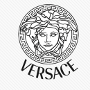 Logos Quiz Answers VERSACE Logo