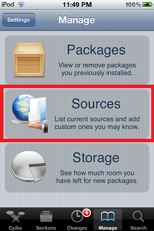 Cydia Sources - How to Add Cydia Sources to Ipod Touch