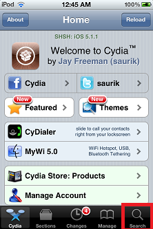 Cydia - How to Download and Install Jailbreak Apps