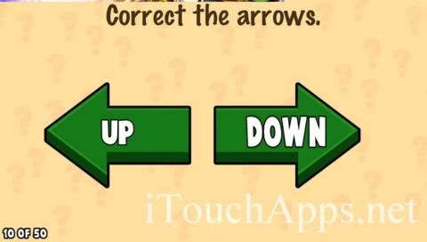 What's My IQ Level 10 Answer - iTouchApps net - #1 iPhone/iPad