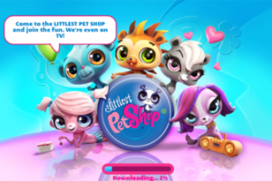 Littlest Pet Shop IOS Game Review