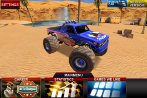 Offroad Legends Sahara Review