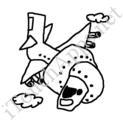 Badly Drawn Movies Airplane!