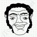 Badly Drawn Faces Andre the Giant
