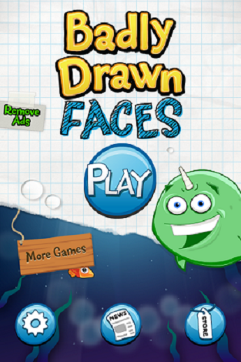 Badly Drawn Faces Answers / Solutions