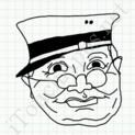 Badly Drawn Faces Benny Hill