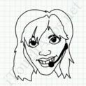 Badly Drawn Faces Britney Spears