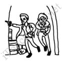 Badly Drawn Movies Butch Cassidy & The Sundance Kid