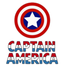 Logos Quiz Answers / Solutions CAPTAIN AMERICA