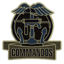 Logos Quiz Answers / Solutions COMMANDOS