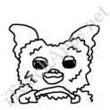 Badly Drawn Movies Gremlins