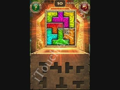 Montezuma Puzzle Level 10 Solution