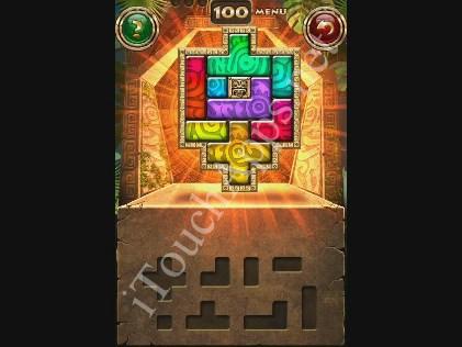 Montezuma Puzzle Level 100 Solution