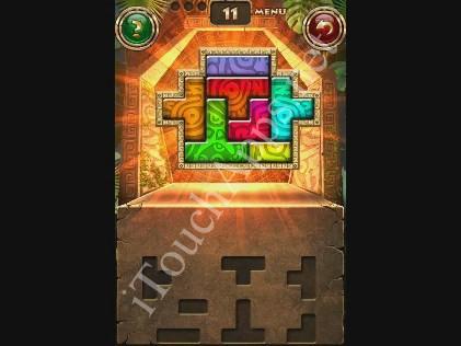 Montezuma Puzzle Level 11 Solution