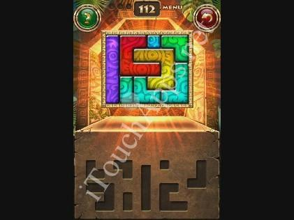 Montezuma Puzzle Level 112 Solution