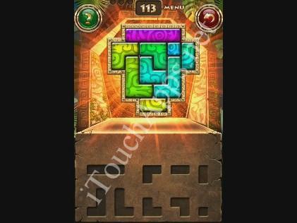 Montezuma Puzzle Level 113 Solution