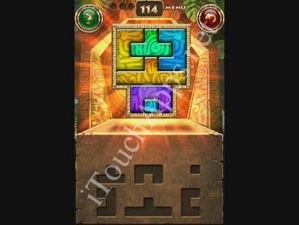 Montezuma Puzzle Level 114 Solution