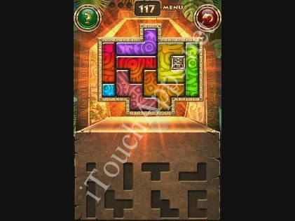 Montezuma Puzzle Level 117 Solution