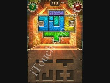 Montezuma Puzzle Level 118 Solution