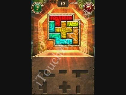 Montezuma Puzzle Level 12 Solution