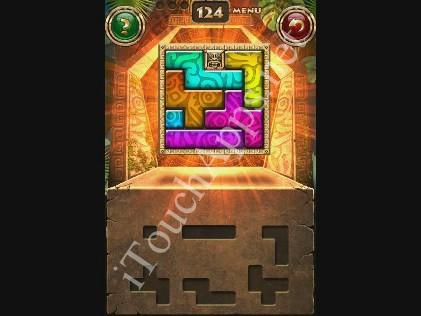Montezuma Puzzle Level 124 Solution