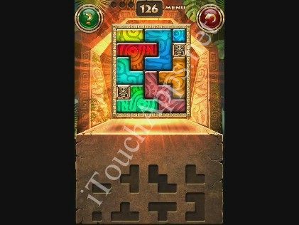 Montezuma Puzzle Level 126 Solution