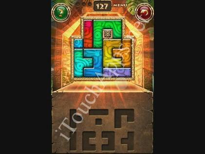 Montezuma Puzzle Level 127 Solution