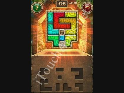 Montezuma Puzzle Level 128 Solution