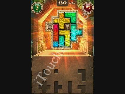 Montezuma Puzzle Level 130 Solution