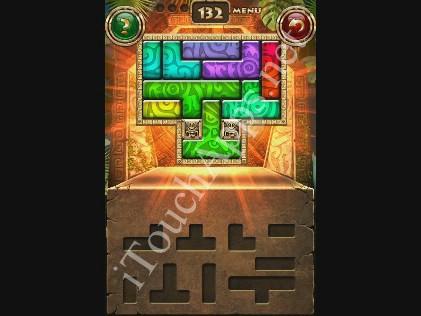 Montezuma Puzzle Level 132 Solution
