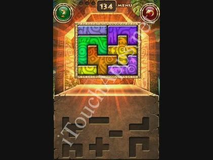 Montezuma Puzzle Level 134 Solution