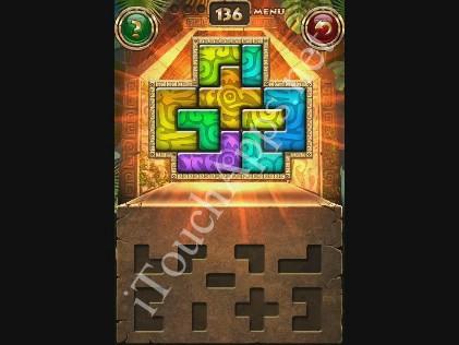 Montezuma Puzzle Level 136 Solution